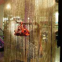 Ball chain curtain by Replica